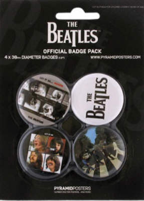 The Beatles - Official Black Badge Pack.