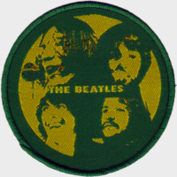The Beatles - Let It Be Portraits Woven Patch.