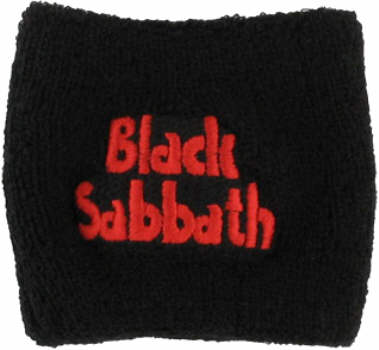 Black Sabbath - Classic Logo officially licensed Sweatband Wristband.