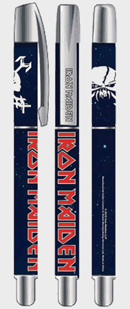 Iron Maiden Final Frontier officially licensed Ballpoint Pen.