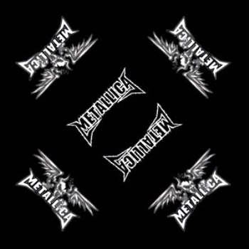 Metallica - Flying Scary officially licensed Bandanna.