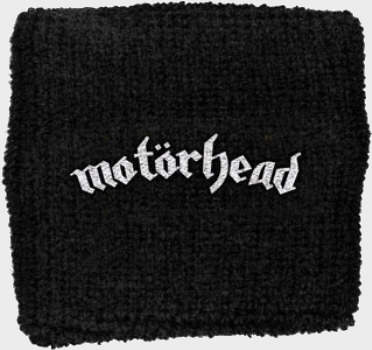 Motorhead - Classic Logo officially licensed Sweatband Wristband.