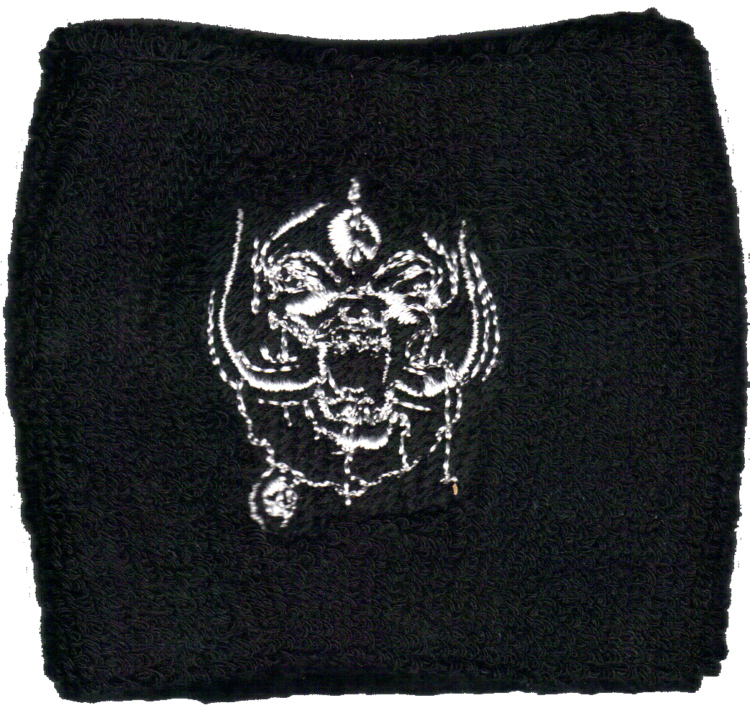 Motorhead - War Pig officially licensed Sweatband Wristband.