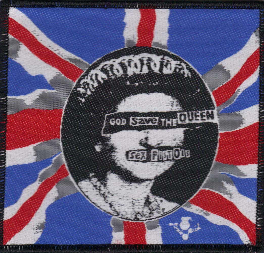 God Save The Queen By Sex Pistols 107