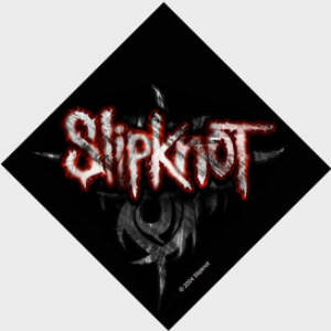 Slipknot - Diamond officially licensed Woven Sew on Patch.