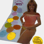 Bev Beverly Pilkington - Top of the Pops Poster Calendar Girl