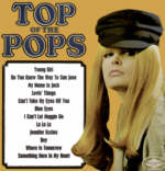 Top of the Pops Volume 1 LP Sleeve